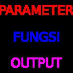 Cara Melewatkan Parameter ke dalam Fungsi pada Bahasa C