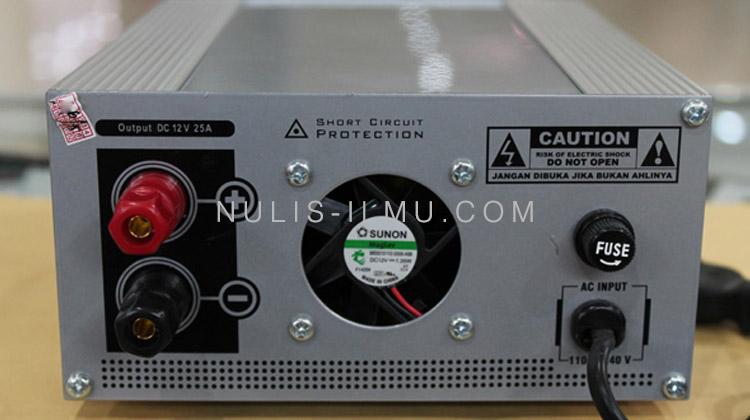 box adaptor 12v