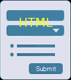 cara membuat form html
