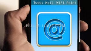 cara setting email di android
