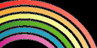 gelang warna pelangi
