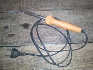 solder tangan alat dan bahan praktek elektronika