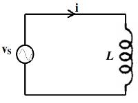 arus listrik pada induktor