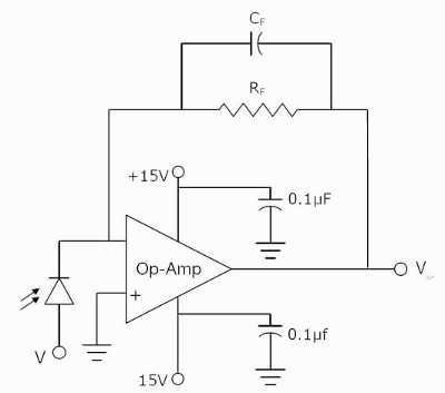 Rangkaian Mode Photoconductive