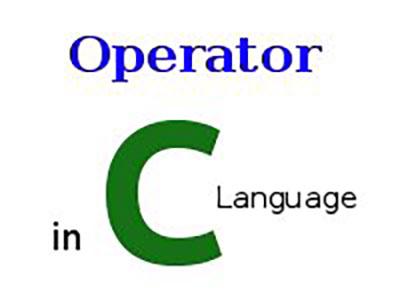 operator pada bahasa c