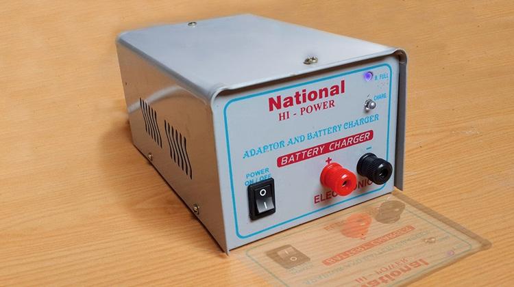 box adaptor